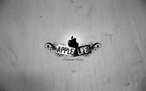 苹果桌面壁纸分享(60p)