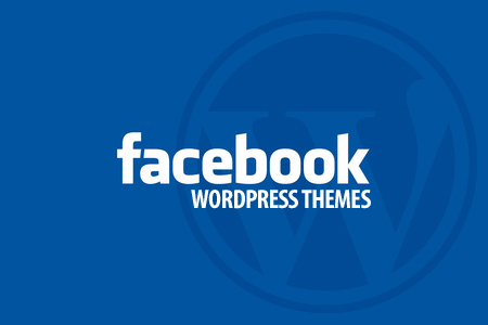 facebook wordpress themes