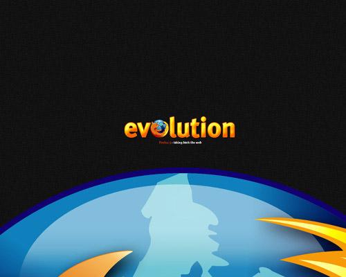 fondo evolución firefox