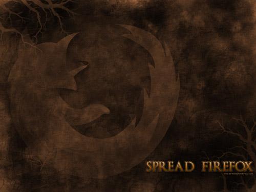 fondo café firefox