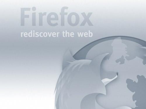 fondo gris suave firefox