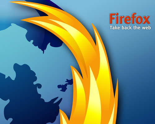 clasic fondo firefox
