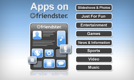 friendster apps