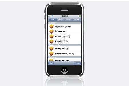 iPhone Installer.app