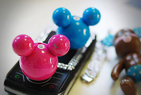 iriver mickey mp3 player