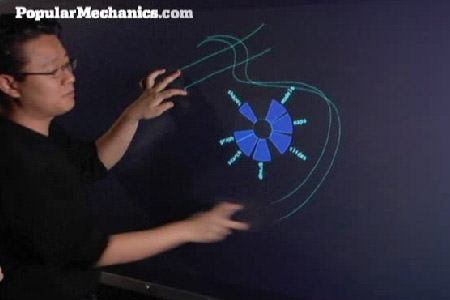 Micorosoft Surface Computer