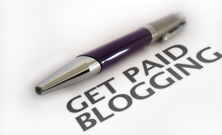 Unexpectedly, paid to blog