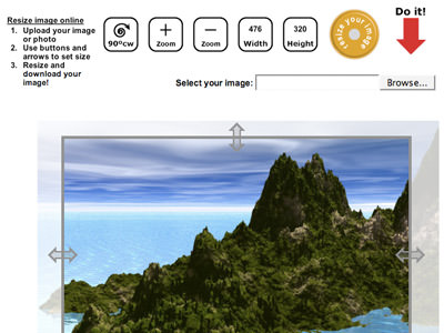 rio Resize Your Images Online Without Photoshop