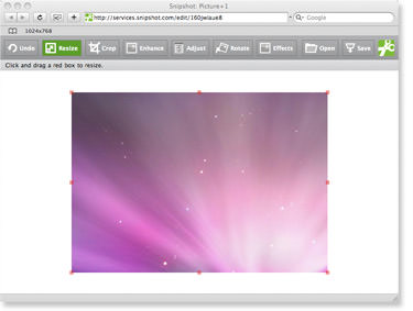 snipshot Resize Your Images Online Without Photoshop