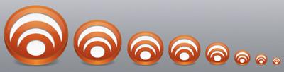 Circle Rss Icons