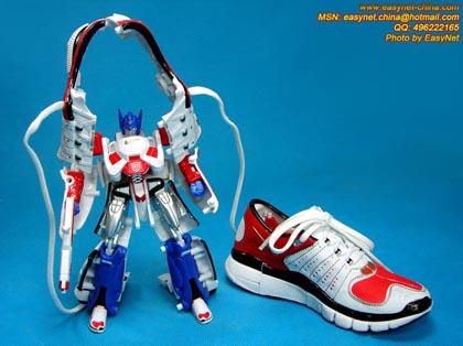 nike transformers