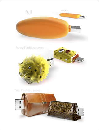 50+ Weirdest USB Flash Drives Ever