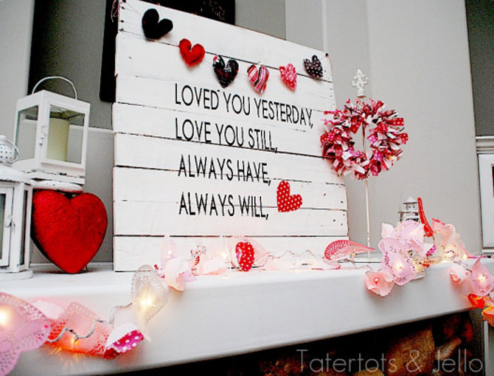 diy presents for valentines day