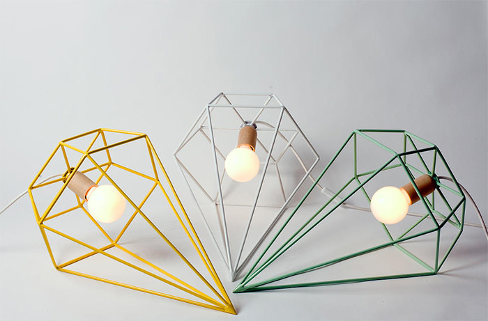 Make metal lamp shade framestal desk lamp by philips 1960s vintage metal wire lamp shade frames by on et wiring a metal table lamp image collections greentooth Gallery