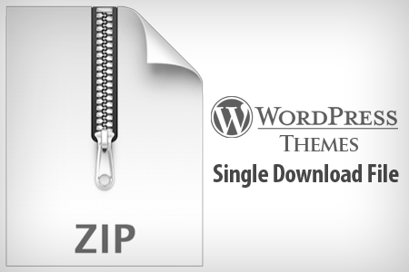 wordpress themes single download file